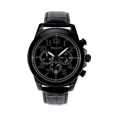 bijouterie-courcy-noyon-murat-montre-homme-noire-cuire