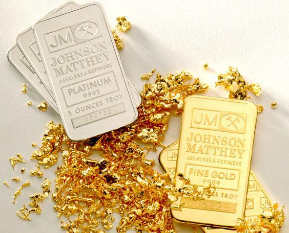 Quelles différences entre le platine et l'or blanc ?